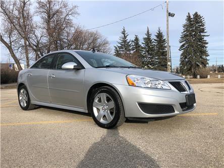 2010 Pontiac G6 SE (Stk: 10266.0) in Winnipeg - Image 1 of 17