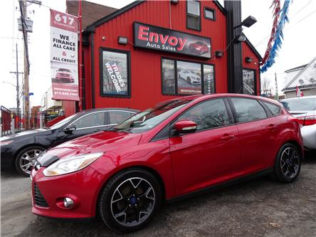 2012 Ford Focus SE (Stk: ) in Ottawa - Image 1 of 30