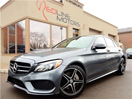 2017 Mercedes-Benz C-Class Base (Stk: 55SWF4) in Kitchener - Image 1 of 25