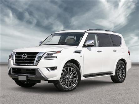 2021 Nissan Armada Platinum (Stk: 11853) in Sudbury - Image 1 of 23