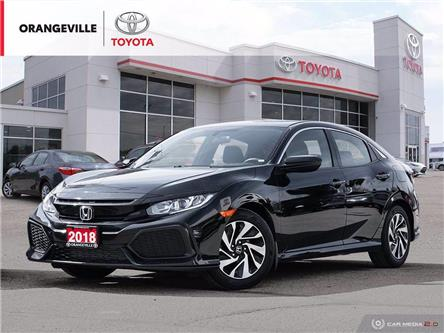 2018 Honda Civic LX (Stk: HU5119) in Orangeville - Image 1 of 25
