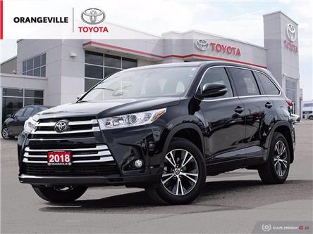 2018 Toyota Highlander LE (Stk: HU5118) in Orangeville - Image 1 of 26