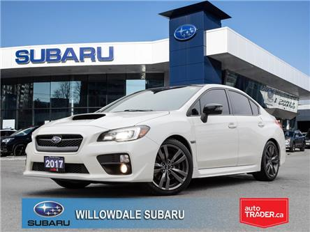 2017 Subaru WRX 4dr Sdn Sport-tech CVT >>No accident<< (Stk: P3564) in Toronto - Image 1 of 27