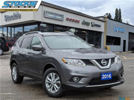 2016 Nissan Rogue  (Stk: 36174) in Waterloo - Image 1 of 26