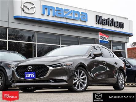 2019 Mazda Mazda3 GT (Stk: D210085A) in Markham - Image 1 of 30