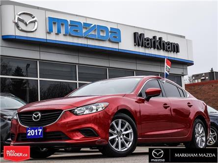 2017 Mazda MAZDA6 GS (Stk: G210365A) in Markham - Image 1 of 28