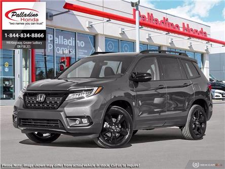 2021 Honda Passport Touring (Stk: 23201) in Greater Sudbury - Image 1 of 23