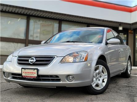2003 Nissan Altima SE (Stk: 2103057) in Waterloo - Image 1 of 22