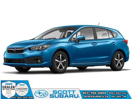 2021 Subaru Impreza Touring (Stk: 712441) in Red Deer - Image 1 of 8