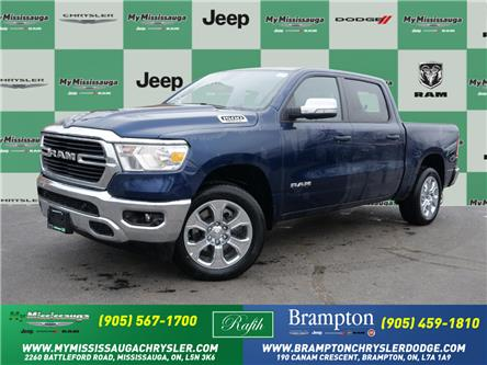 2021 RAM 1500 Big Horn (Stk: 21272) in Mississauga - Image 1 of 7