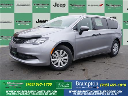 2021 Chrysler Grand Caravan SE (Stk: 21293) in Mississauga - Image 1 of 6