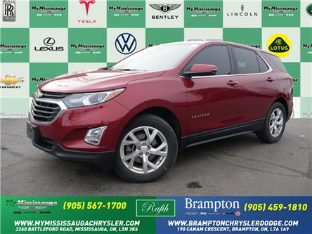 2018 Chevrolet Equinox LT (Stk: 190665A) in Mississauga - Image 1 of 23