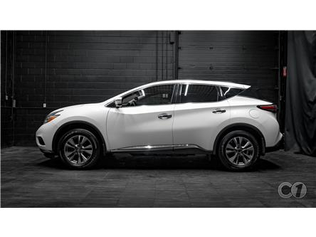 2016 Nissan Murano SV (Stk: CT21-185) in Kingston - Image 1 of 42