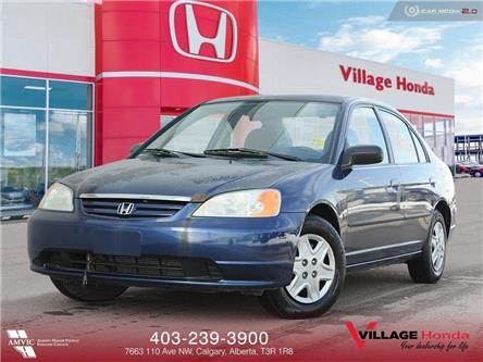 2003 Honda Civic DX-G (Stk: XB7617A) in Calgary - Image 1 of 28