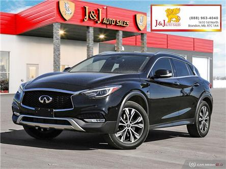 2017 Infiniti QX30 Base (Stk: JB21037) in Brandon - Image 1 of 27