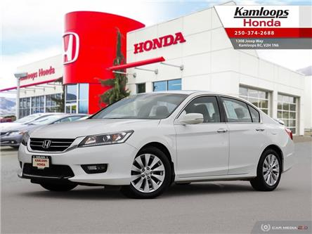 2015 Honda Accord EX-L V6 (Stk: 15235A) in Kamloops - Image 1 of 25