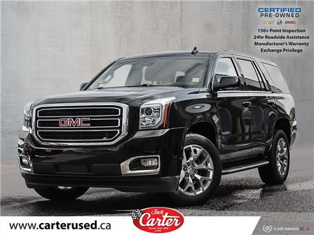2017 GMC Yukon SLT (Stk: 46816U) in Calgary - Image 1 of 29