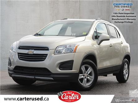 2016 Chevrolet Trax LT (Stk: 74259U) in Calgary - Image 1 of 28