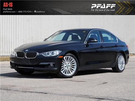 2014 BMW 328i xDrive (Stk: 24233A) in Mississauga - Image 1 of 26