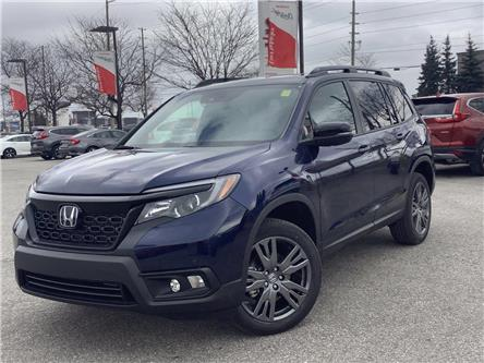 2021 Honda Passport EX-L (Stk: 21482) in Barrie - Image 1 of 22