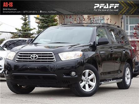 2008 Toyota Highlander V6 (Stk: 40032A) in Markham - Image 1 of 16