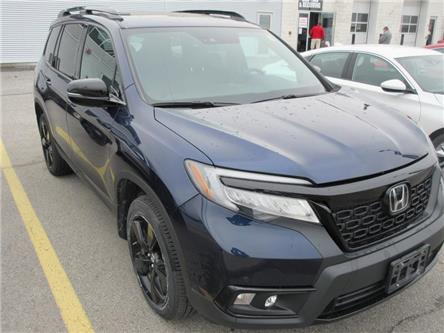 2019 Honda Passport Touring (Stk: K16612A) in Ottawa - Image 1 of 4