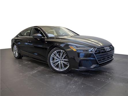 2019 Audi A7 55 Progressiv (Stk: 53742B) in Ottawa - Image 1 of 21