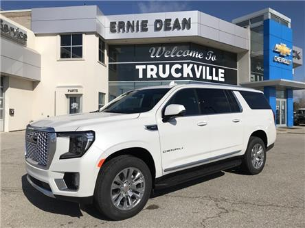 2021 GMC Yukon XL Denali (Stk: 15730) in Alliston - Image 1 of 24