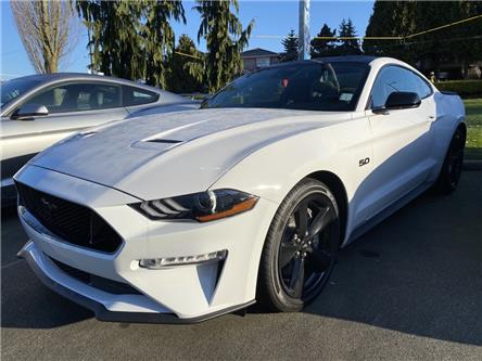 2021 Ford Mustang GT Premium (Stk: 21433) in Vancouver - Image 1 of 7