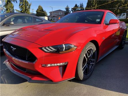 2021 Ford Mustang GT (Stk: 21421) in Vancouver - Image 1 of 7