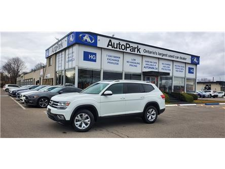 2019 Volkswagen Atlas 3.6 FSI Highline (Stk: 19-41016) in Brampton - Image 1 of 19