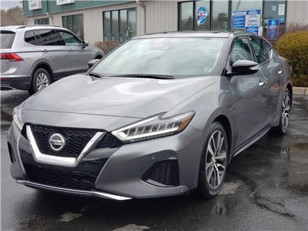 2020 Nissan Maxima SL (Stk: 11028) in Lower Sackville - Image 1 of 26