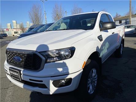 2021 Ford Ranger XLT (Stk: 216262) in Vancouver - Image 1 of 7