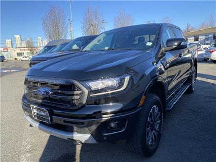 2021 Ford Ranger Lariat (Stk: 216413) in Vancouver - Image 1 of 6
