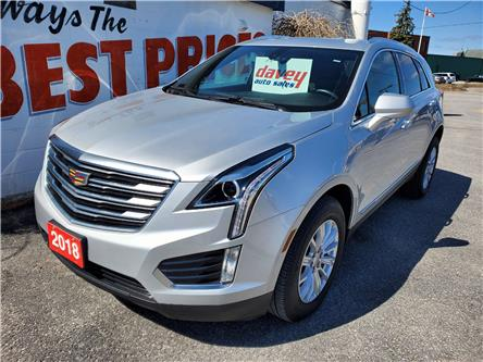 2018 Cadillac XT5 Base (Stk: 21-129) in Oshawa - Image 1 of 14