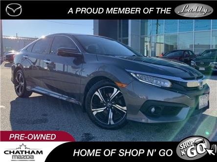 2016 Honda Civic Touring (Stk: UM2438A) in Chatham - Image 1 of 24