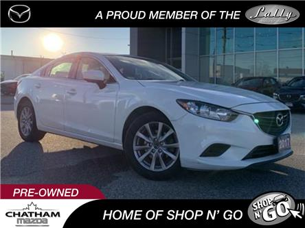 2017 Mazda MAZDA6 GS (Stk: UM2561) in Chatham - Image 1 of 23