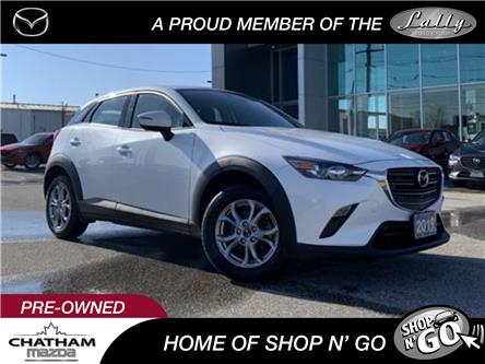 2019 Mazda CX-3 GS (Stk: UM2347) in Chatham - Image 1 of 24