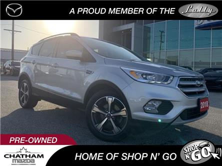 2018 Ford Escape SEL (Stk: UM2571) in Chatham - Image 1 of 21