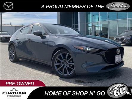 2019 Mazda Mazda3 Sport GT (Stk: UM2552) in Chatham - Image 1 of 23
