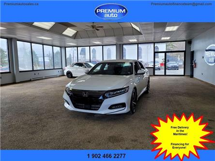 2018 Honda Accord Sport (Stk: 101776) in Dartmouth - Image 1 of 19