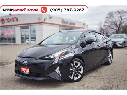 2016 Toyota Prius Touring (Stk: 56143) in Hamilton - Image 1 of 22