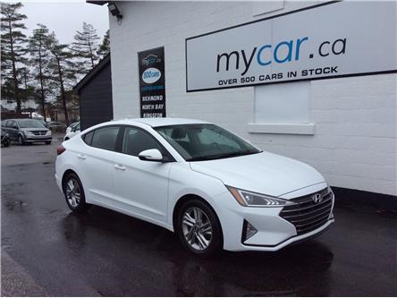 2020 Hyundai Elantra Preferred (Stk: 210232) in North Bay - Image 1 of 21