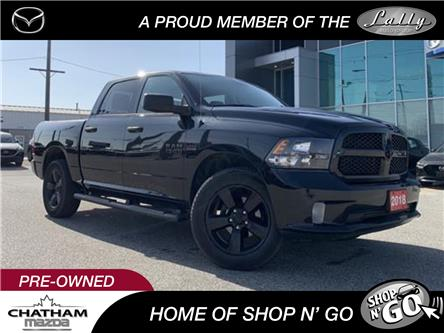 2018 RAM 1500 ST (Stk: UM2572) in Chatham - Image 1 of 24