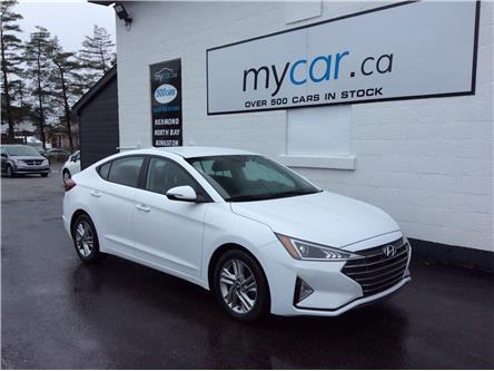 2020 Hyundai Elantra Preferred (Stk: 210233) in Ottawa - Image 1 of 21