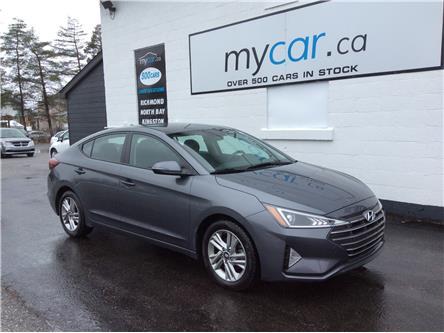 2020 Hyundai Elantra Preferred (Stk: 210235) in Ottawa - Image 1 of 21