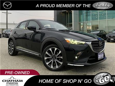 2019 Mazda CX-3 GT (Stk: NM3414A) in Chatham - Image 1 of 23
