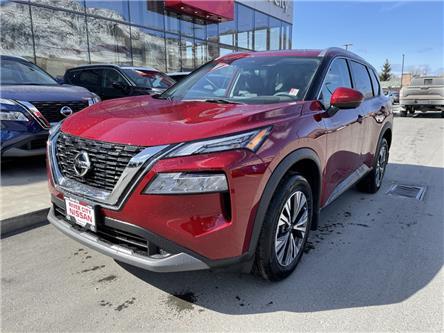 2021 Nissan Rogue SV (Stk: T21082) in Kamloops - Image 1 of 26