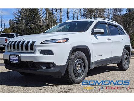 2015 Jeep Cherokee North (Stk: 1299A) in Huntsville - Image 1 of 10
