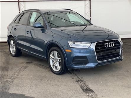 2017 Audi Q3 2.0T Komfort (Stk: 17444DZ) in Thunder Bay - Image 1 of 17
